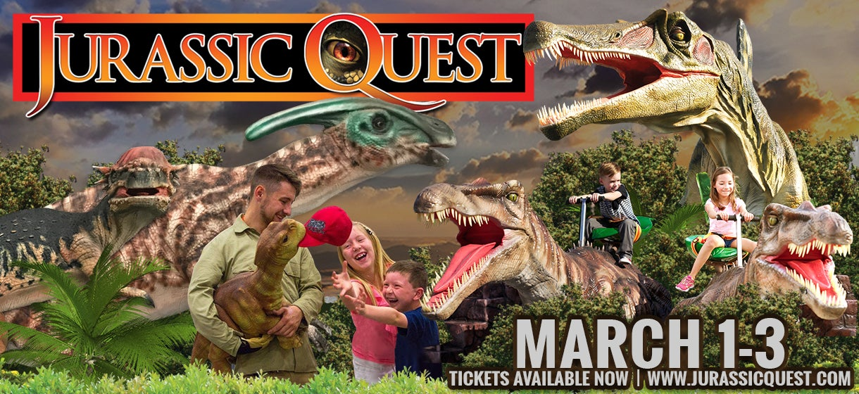 More Info for Jurassic Quest