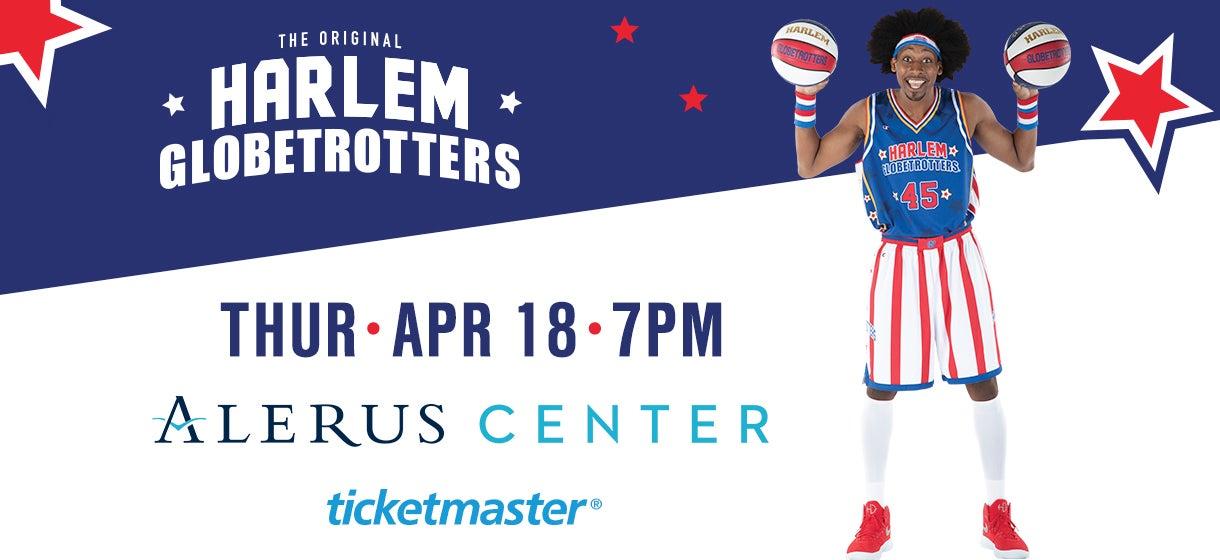 More Info for Harlem Globetrotters