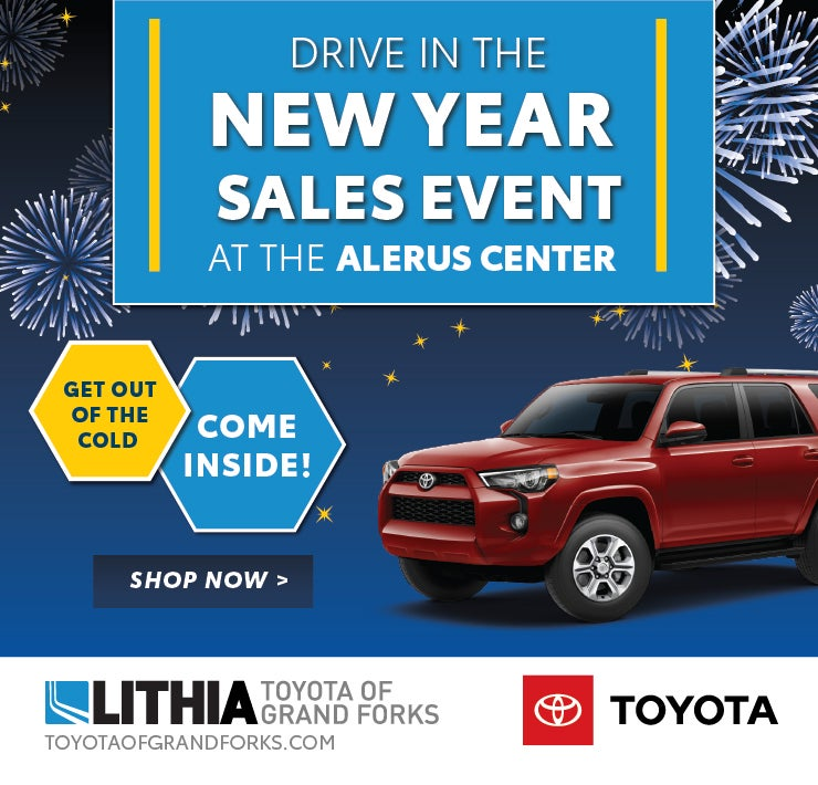 More Info for Lithia Grand Forks Drive In the New Year Sales Event