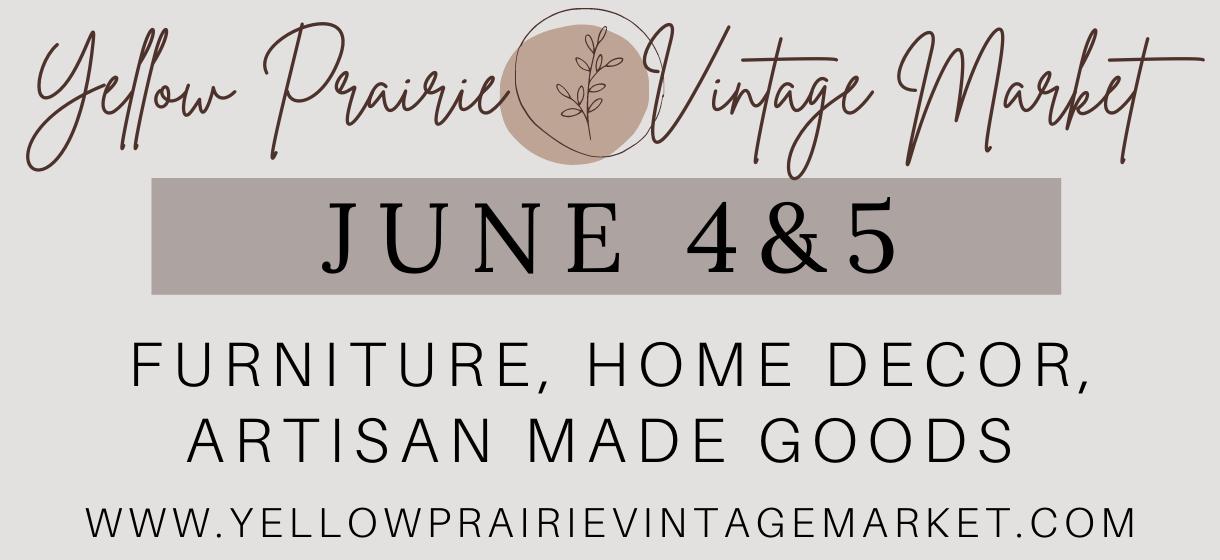 More Info for Yellow Prairie Vintage Market