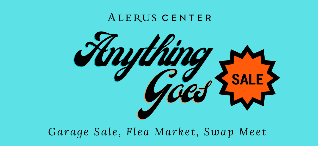 Anything Goes Sale