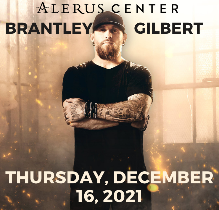 More Info for Brantley Gilbert - RESCHEDULED