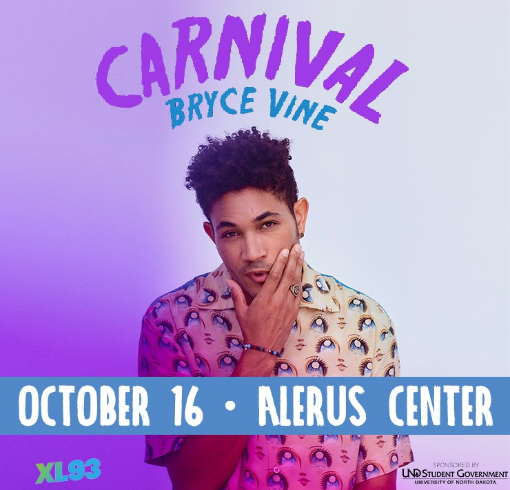 More Info for Bryce Vine - Rescheduled