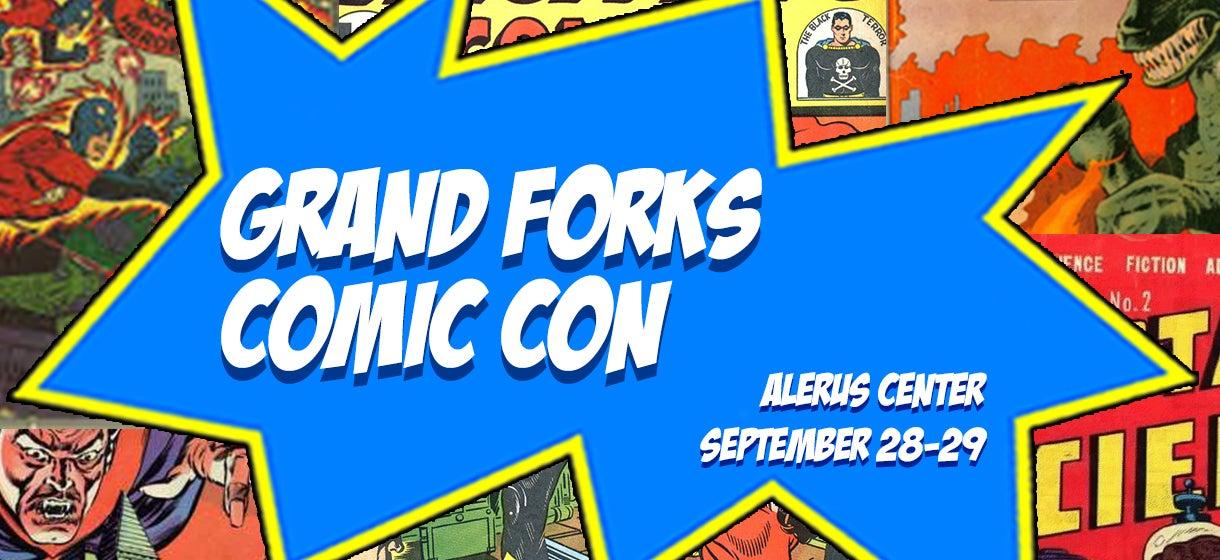 Grand Forks Comic Con