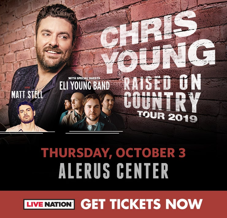 More Info for Chris Young