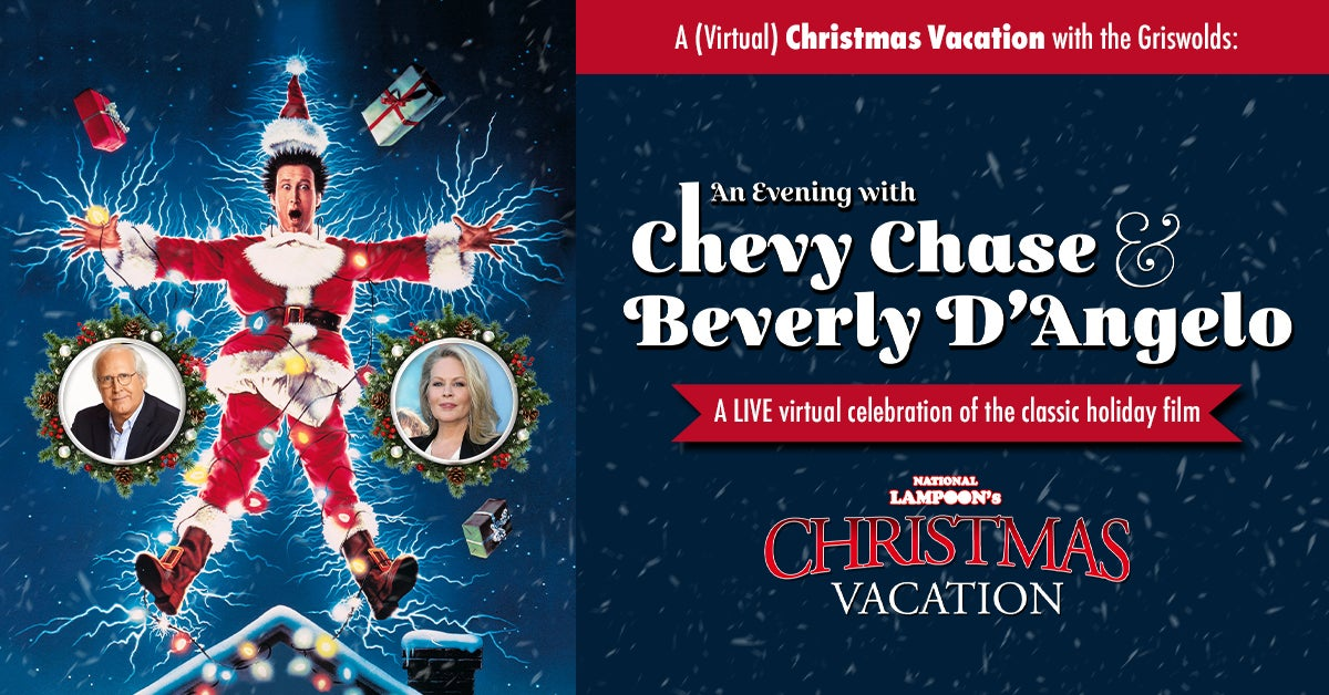 A (Virtual) Christmas Vacation with the Griswolds: