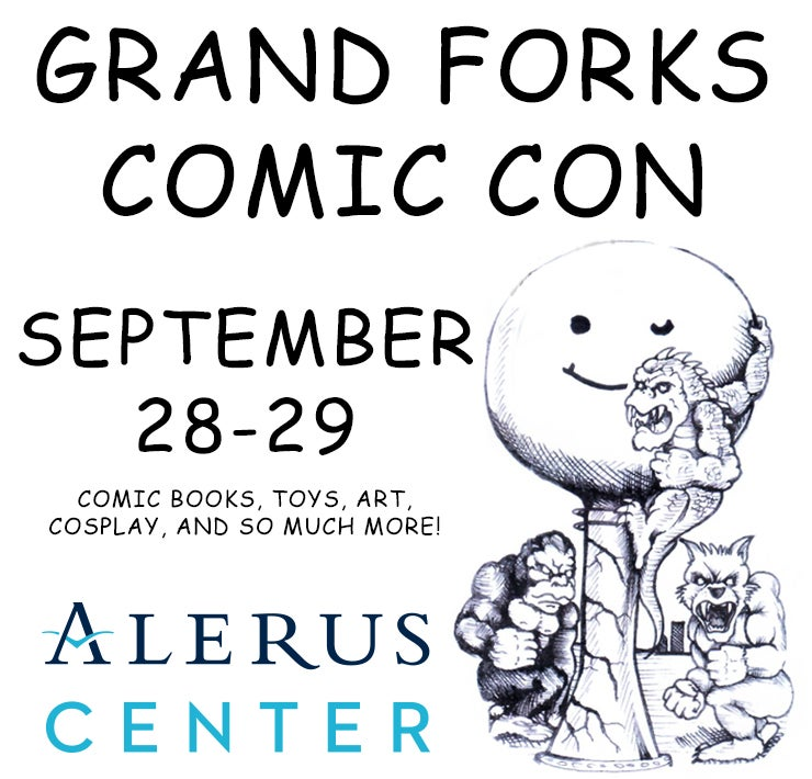 More Info for Grand Forks Comic Con
