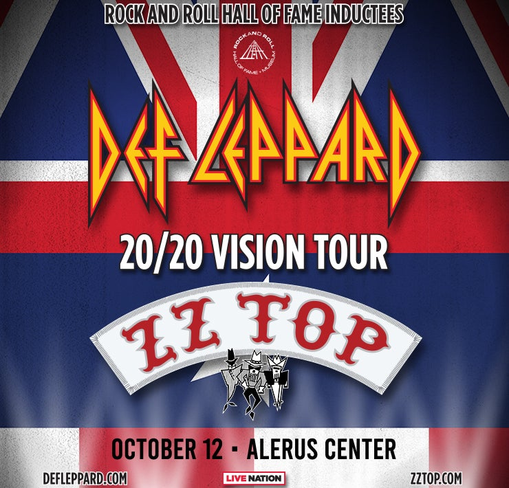 More Info for Def Leppard with ZZ Top