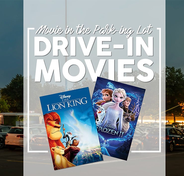 More Info for Movie in the Park-ing Lot | Lion King & Frozen II