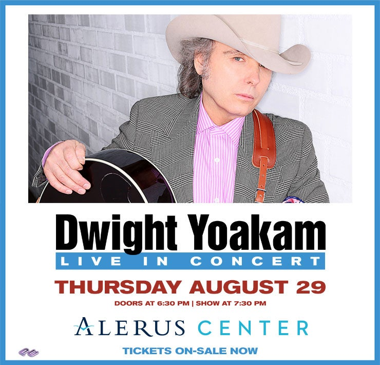 More Info for Dwight Yoakam