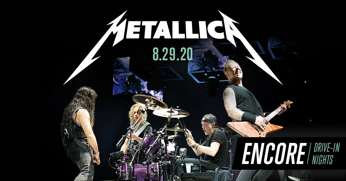 More Info for Drive-In Metallica Concert