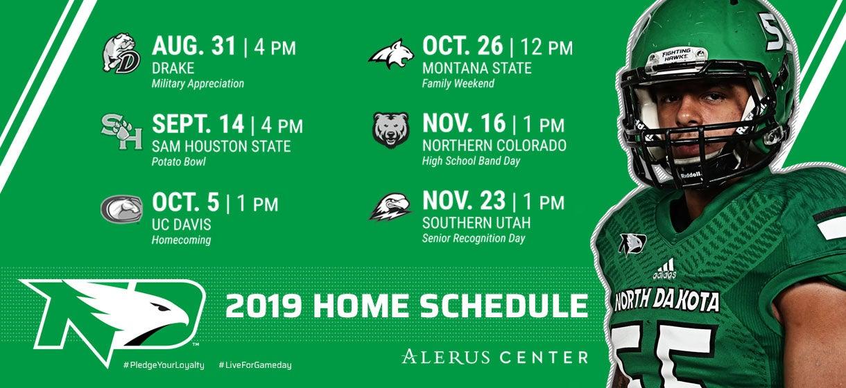 More Info for North Dakota Football