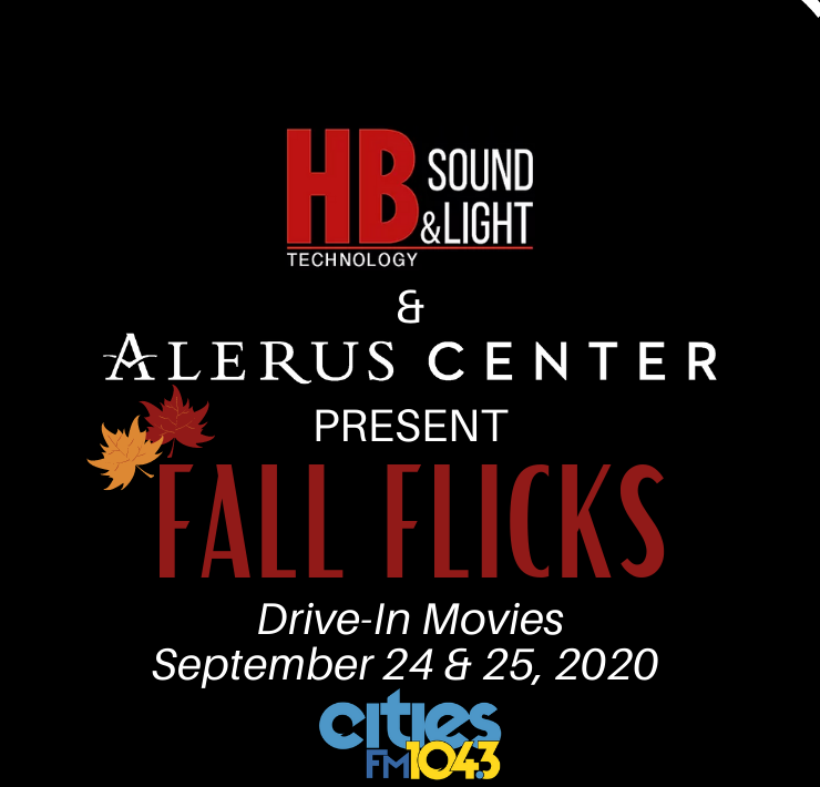 More Info for Fall Flicks