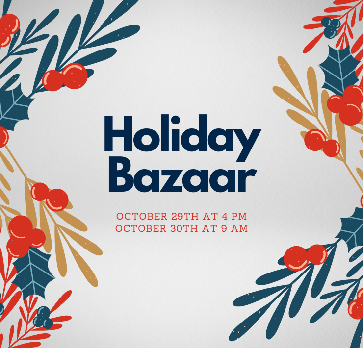 More Info for Holiday Bazaar