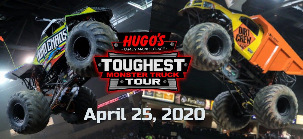 Hugo's Toughest Monster Truck Tour Championship Weekend
