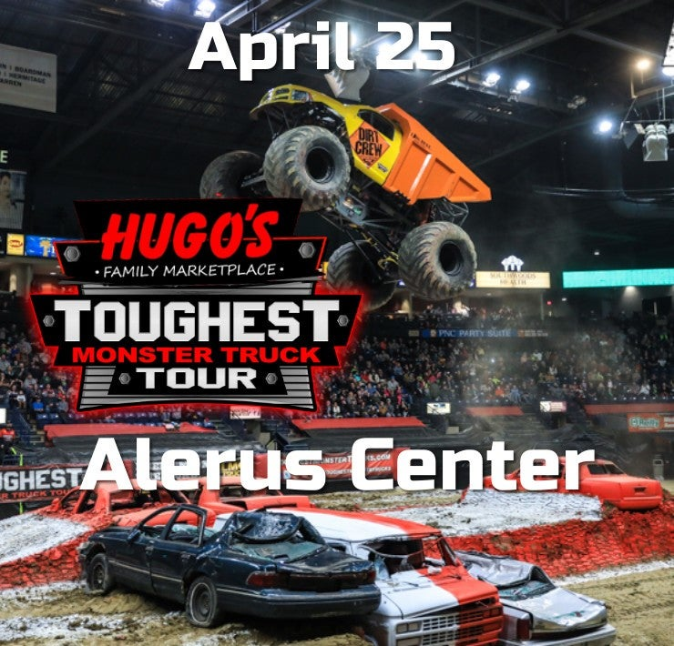 More Info for Hugo's Toughest Monster Truck Tour Championship Weekend