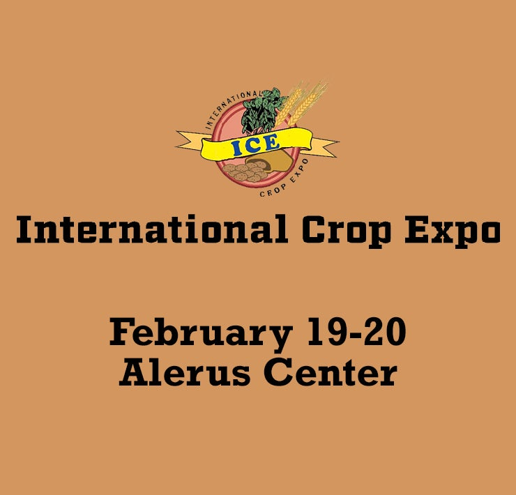 More Info for International Crop Expo