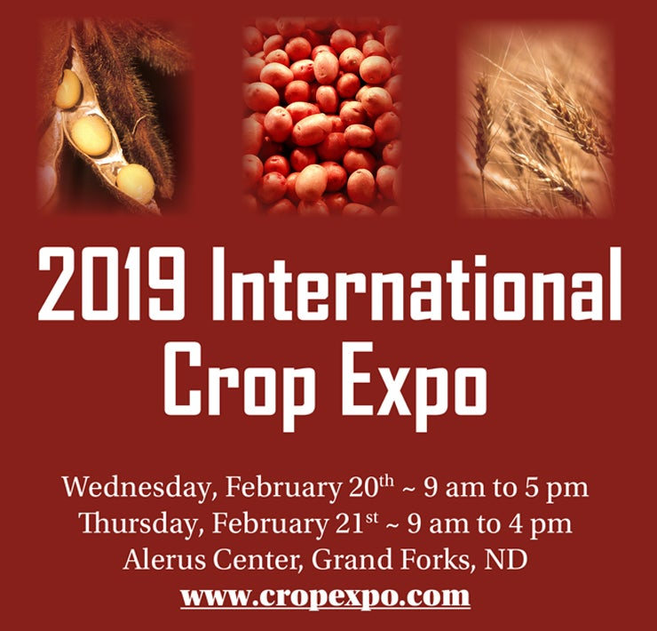 More Info for 2019 International Crop Expo