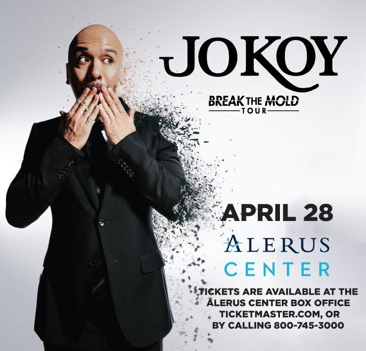 More Info for Jo Koy