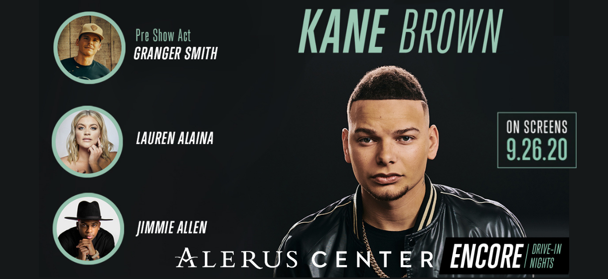More Info for Encore Drive-In Nights: Kane Brown