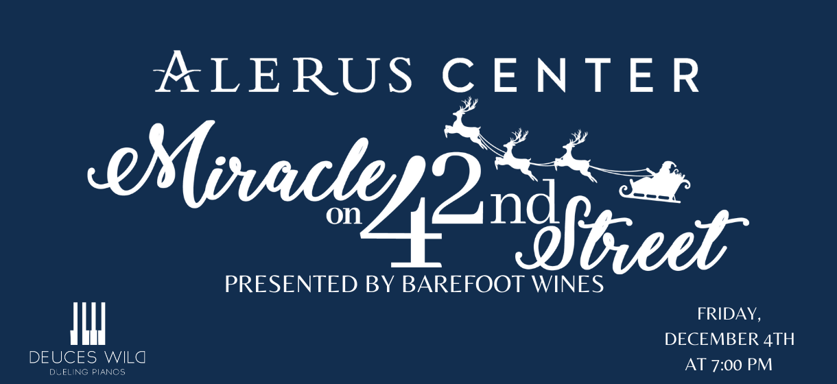 More Info for Miracle on 42nd Street Presented by Barefoot Wines
