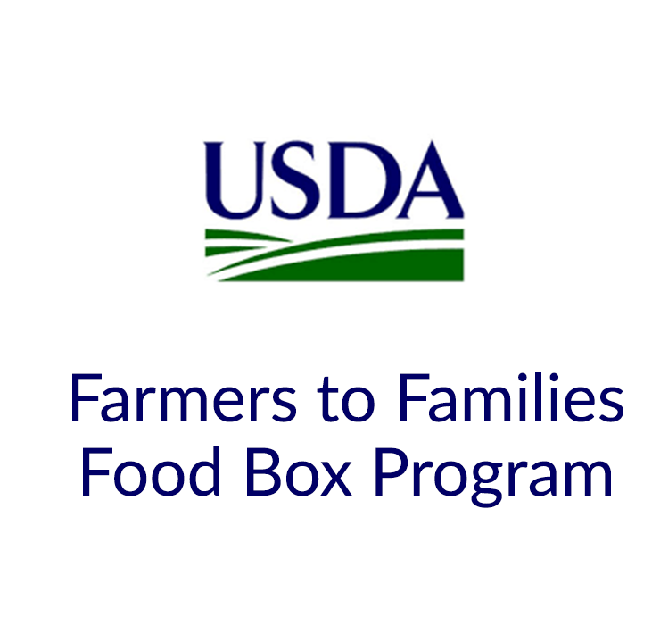More Info for USDA Farmers to Families Food Box Pick Up