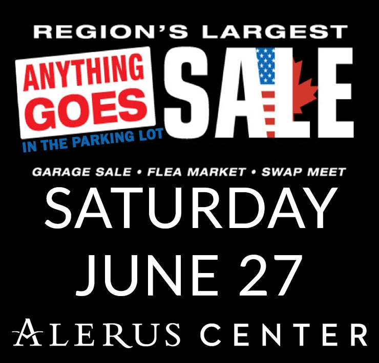 More Info for Anything Goes Sale - in the Parking Lot