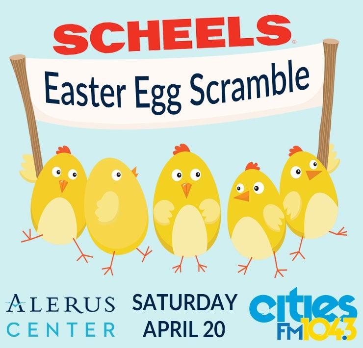 More Info for SCHEELS Easter Egg Scramble