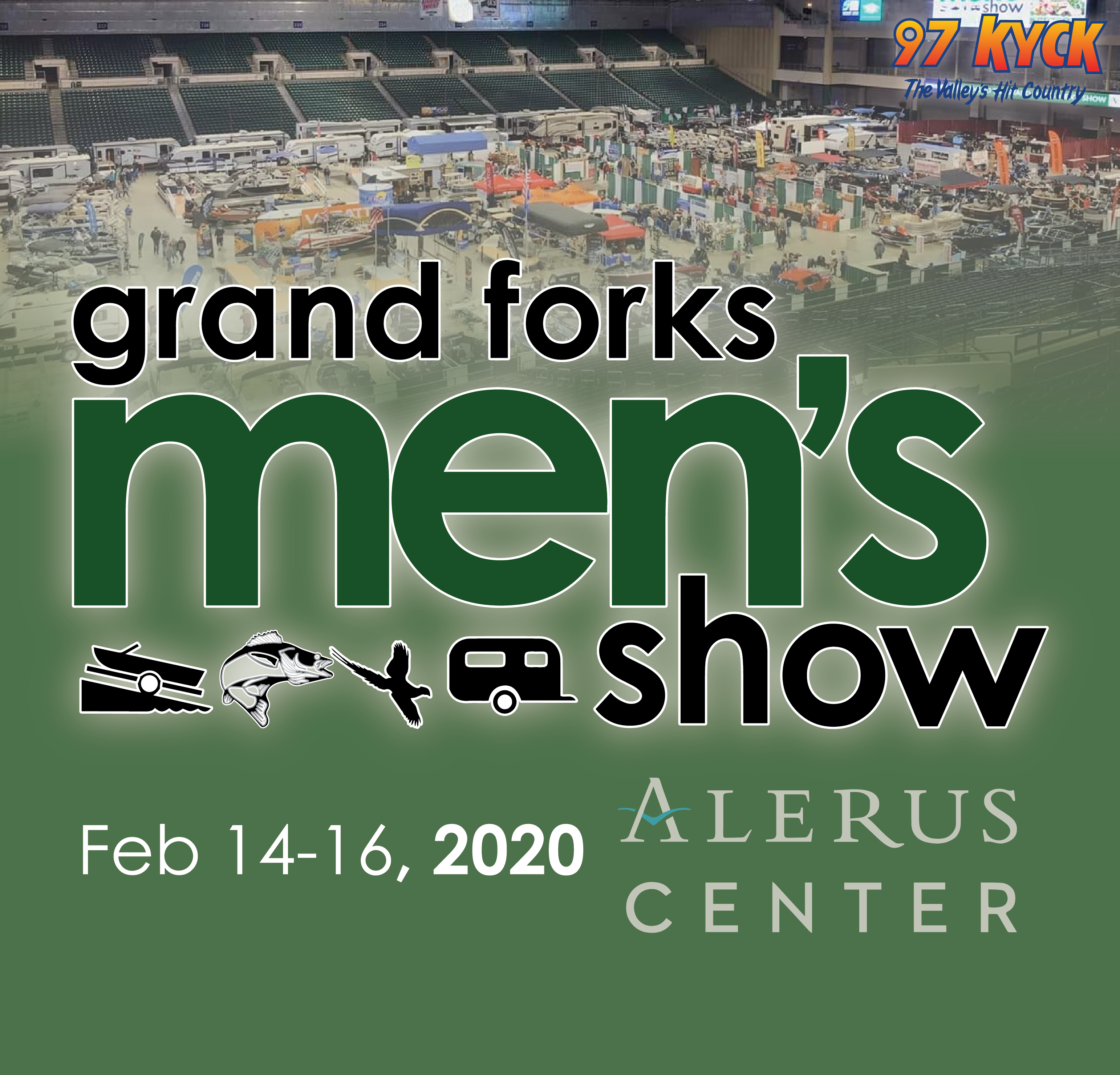 More Info for Grand Forks Men's Show